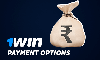 Deposit and withdrawal options