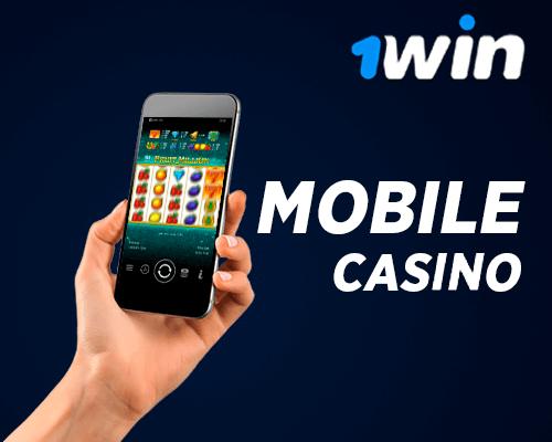 1win mobile casino