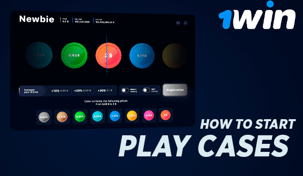 How to Start Play 1win Cases