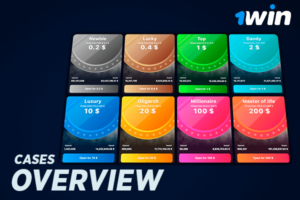 Detailed overview of 1win cases
