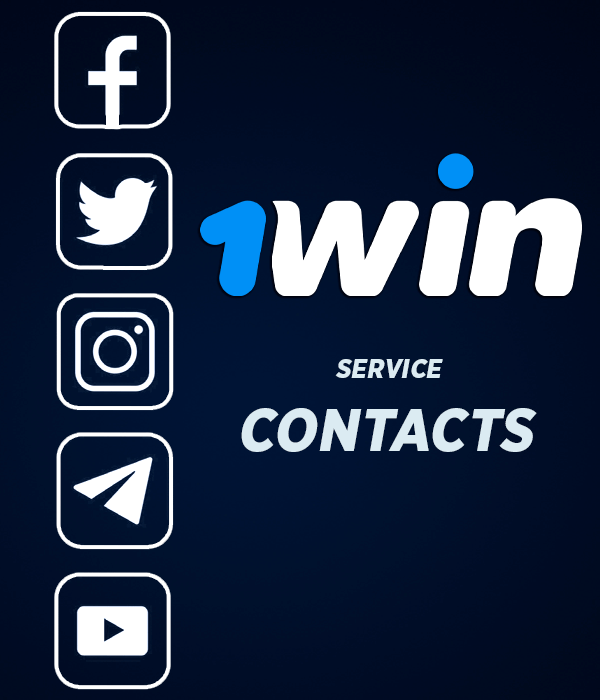 1win support service contacts