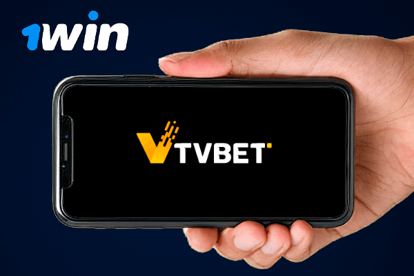Mobile TV bet on 1win